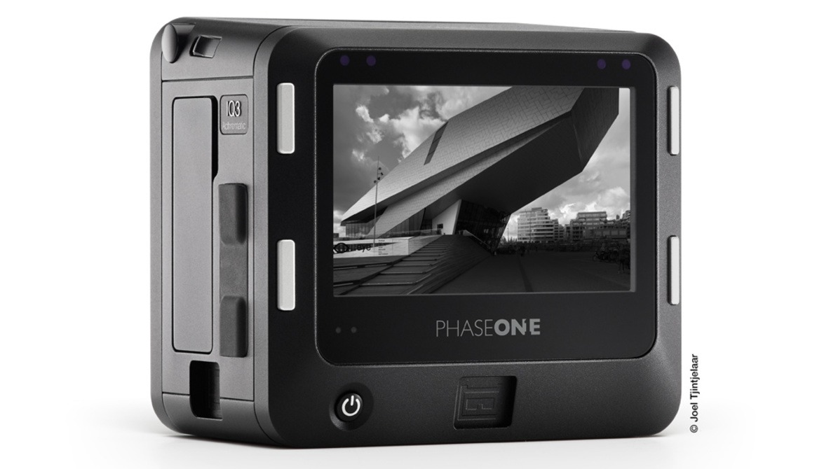 Phase One Announces the IQ3 100MP Achromatic MF Digital Back, A Fine Art Photography Powerhouse