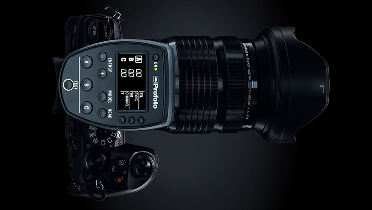 Profoto TTL and HSS Now Available to Olympus Users