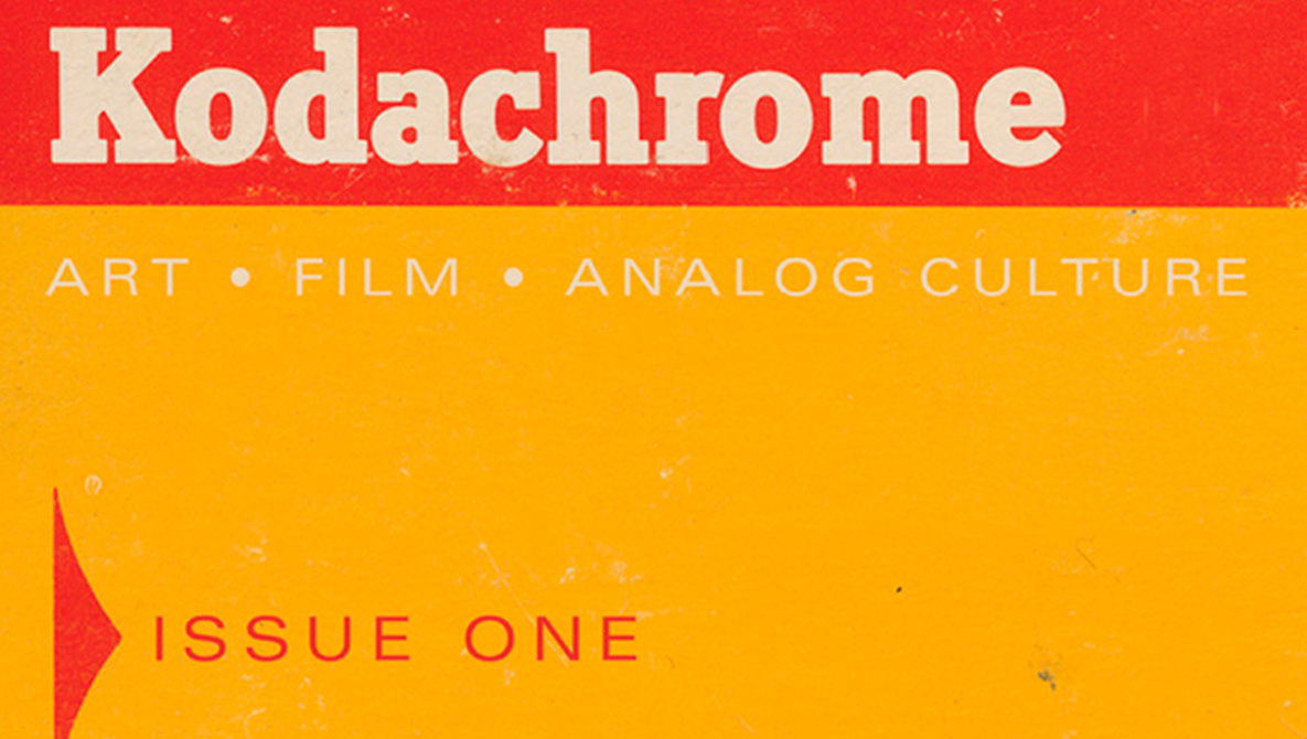Kodak's Kodachrome Magazine Now Available in the U.S.