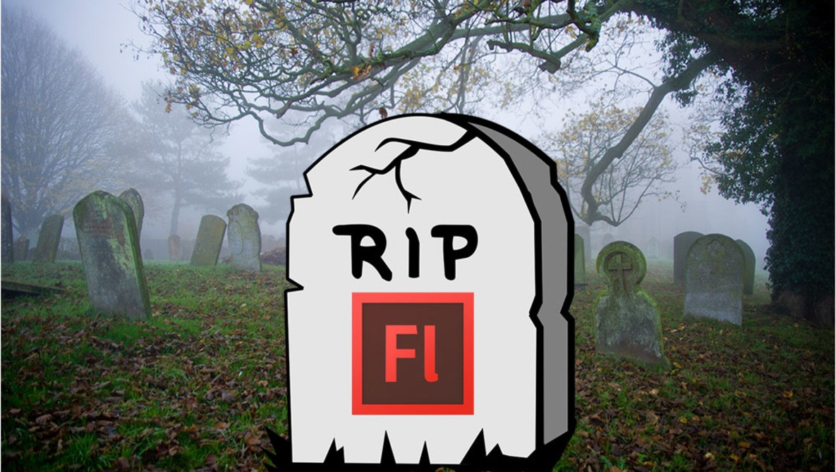 Prepare Your Website, Flash Is Finally Going Away