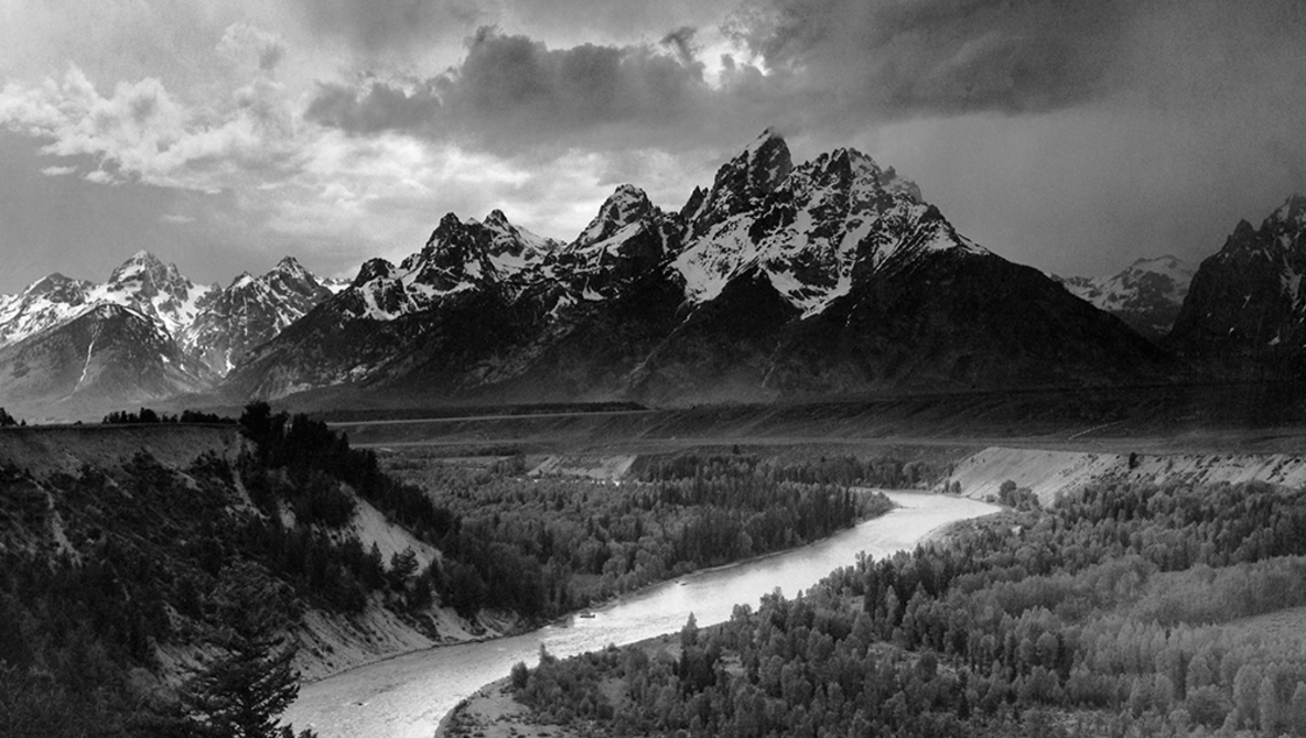 Even Ansel Adams Himself Once Had to Advertise to Make Money