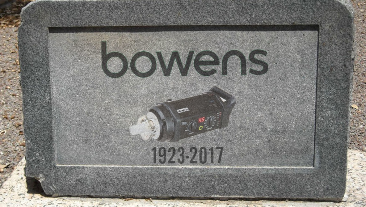 Bowens Bites the Dust After Inability to Compete With Chinese Brands