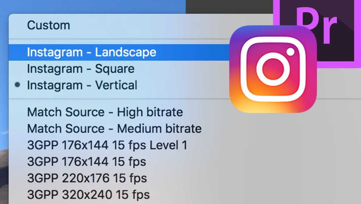 Download These Free Instagram Export Presets for Premiere