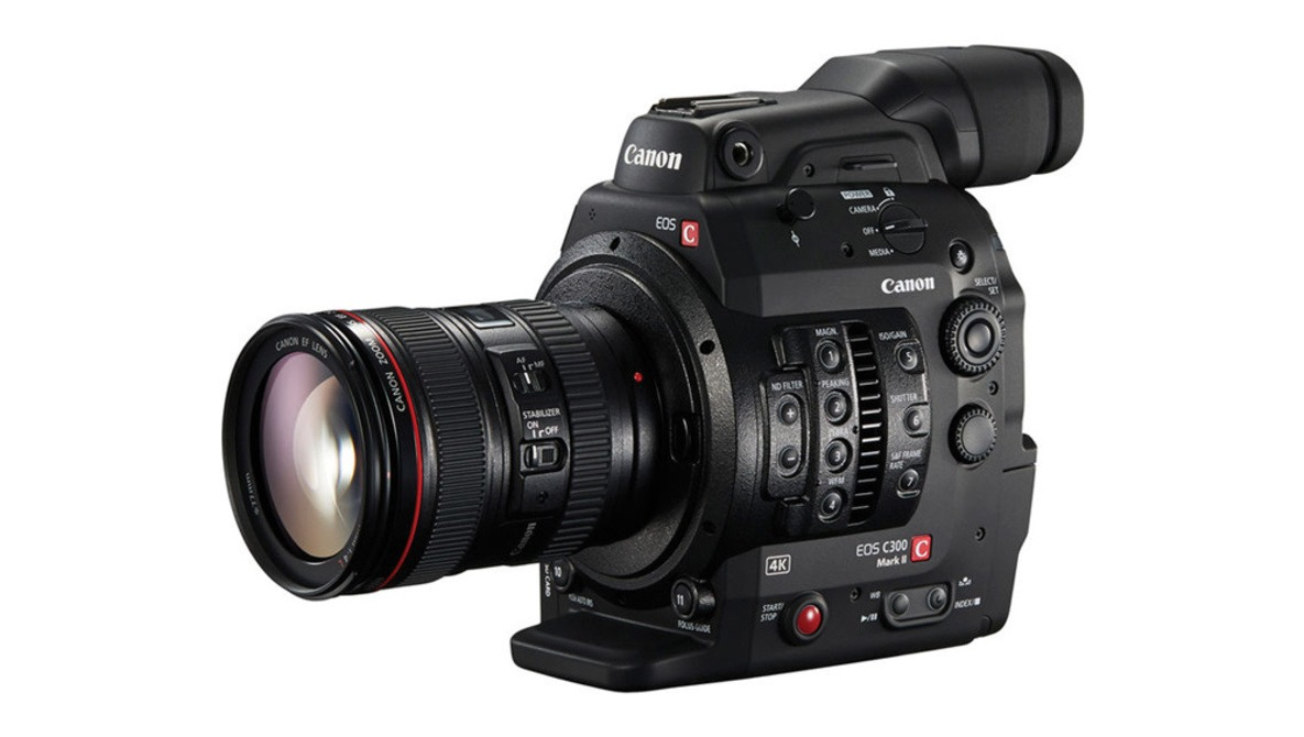 Price Drop (Again) On the Canon C300 Mark II Cinema Video Camcorder