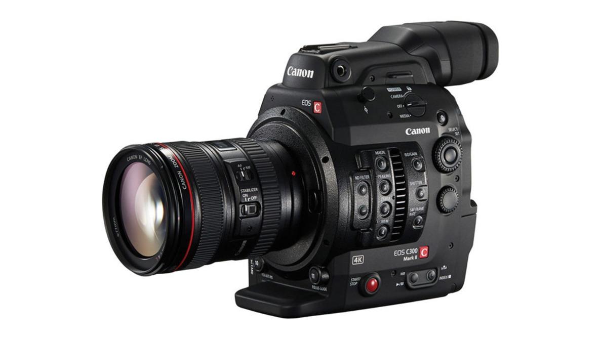 Price Drop (Again) On the Canon C300 Mark II Cinema Video