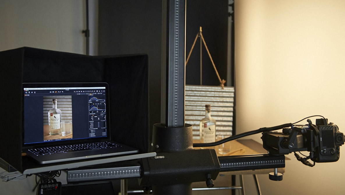 Tips for Cleaner Cable Management Using a Cambo Studio Stand