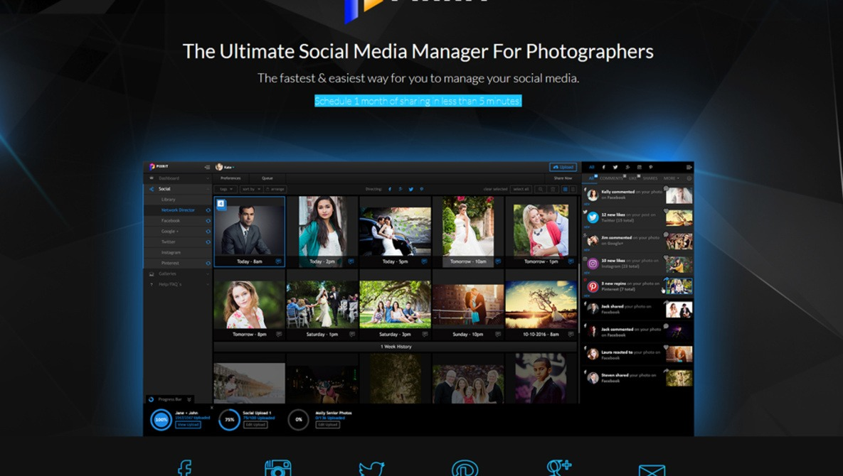 Fstoppers Reviews Pixrit: The Best Social Media Management Platform?