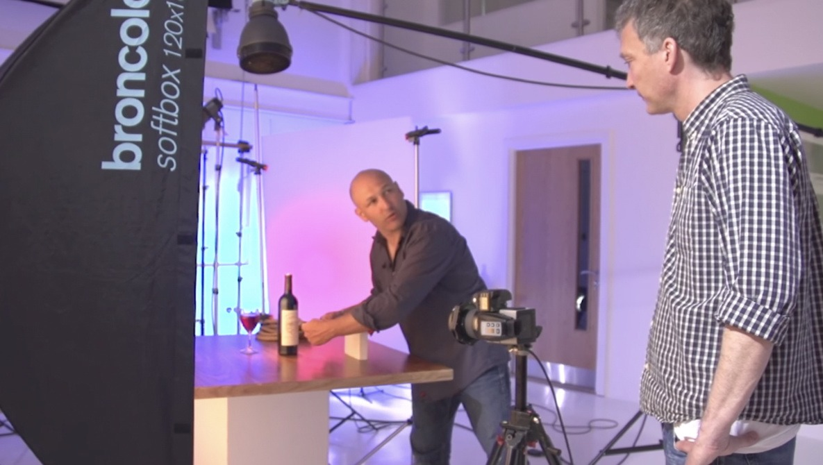 A Comprehensive Guide to Creating a Gorgeous Wine Bottle Product Shot