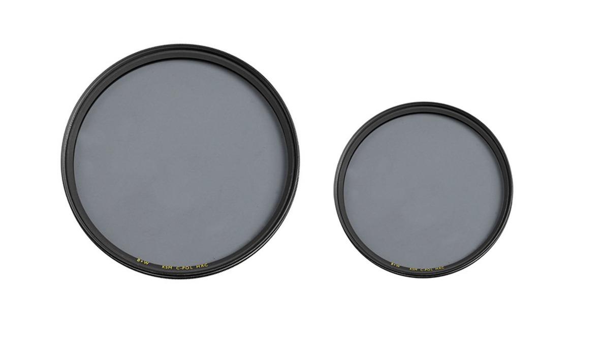 [DEAL] B+W Kaesemann Circular Polarizer MRC Filters Just $30, 66% Off
