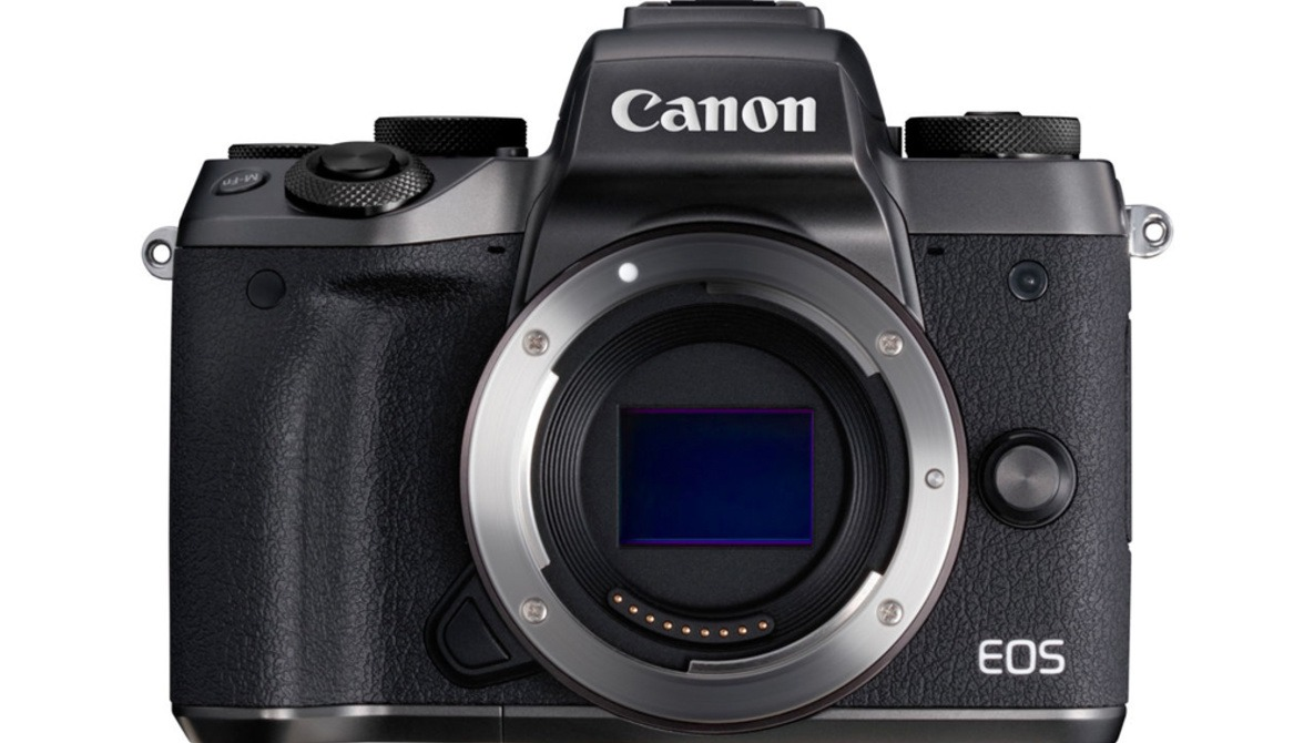 Canon Won\'t Announce a High-End Mirrorless Camera Until Q4 2018, But ...