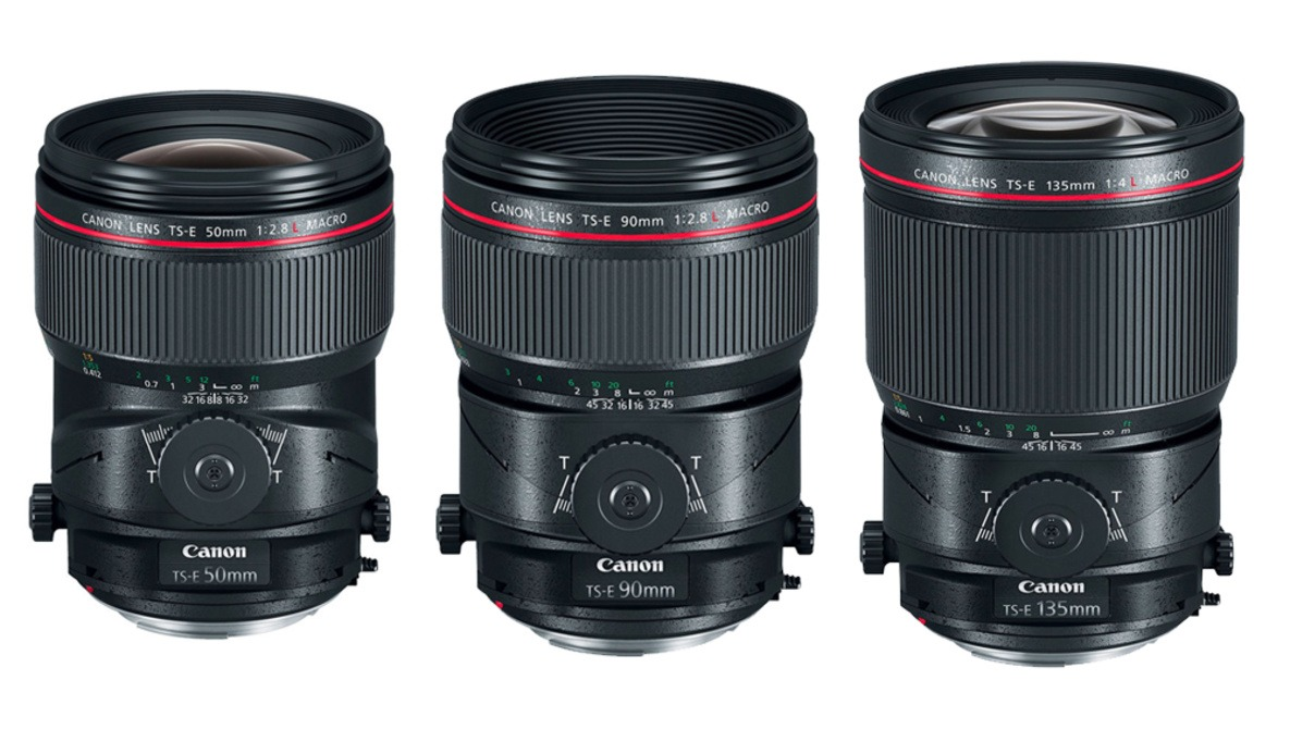 A First Look at Canon's New Tilt-Shift Macro Lenses | Fstoppers