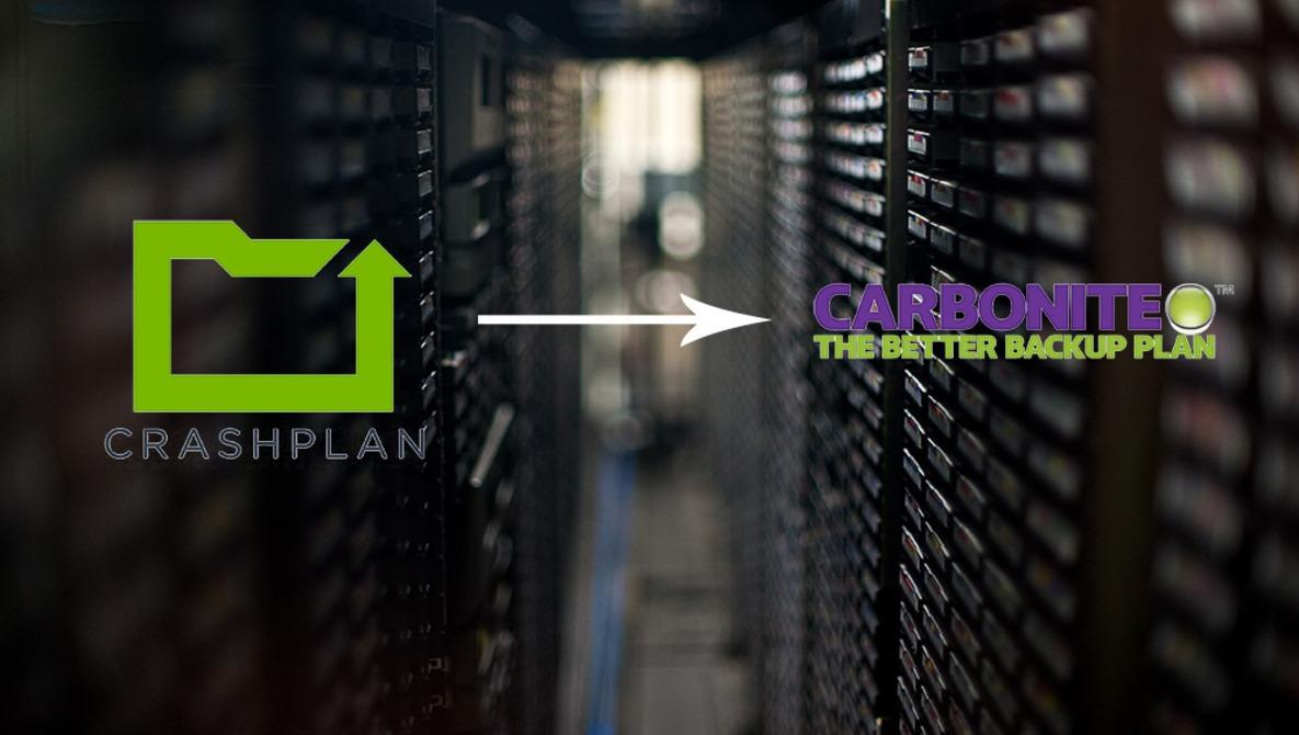 CrashPlan Backup Service Abandons Home Users as It Jumps for Enterprise