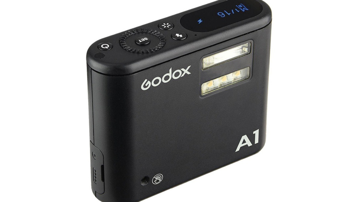 Godox Officially Releases the A1 Flash for Smartphones