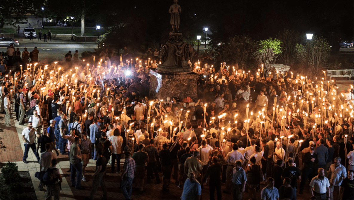 Powerful Photographs from Charlottesville Protests