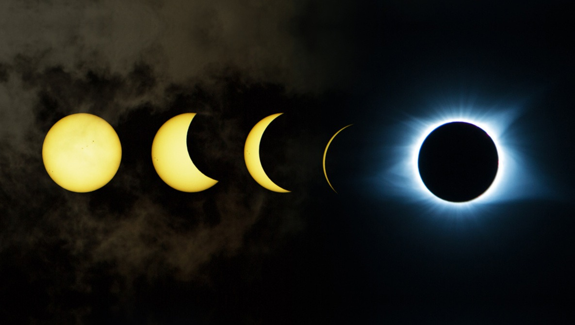 Another 2017 Great American Solar Eclipse Photo Round Up