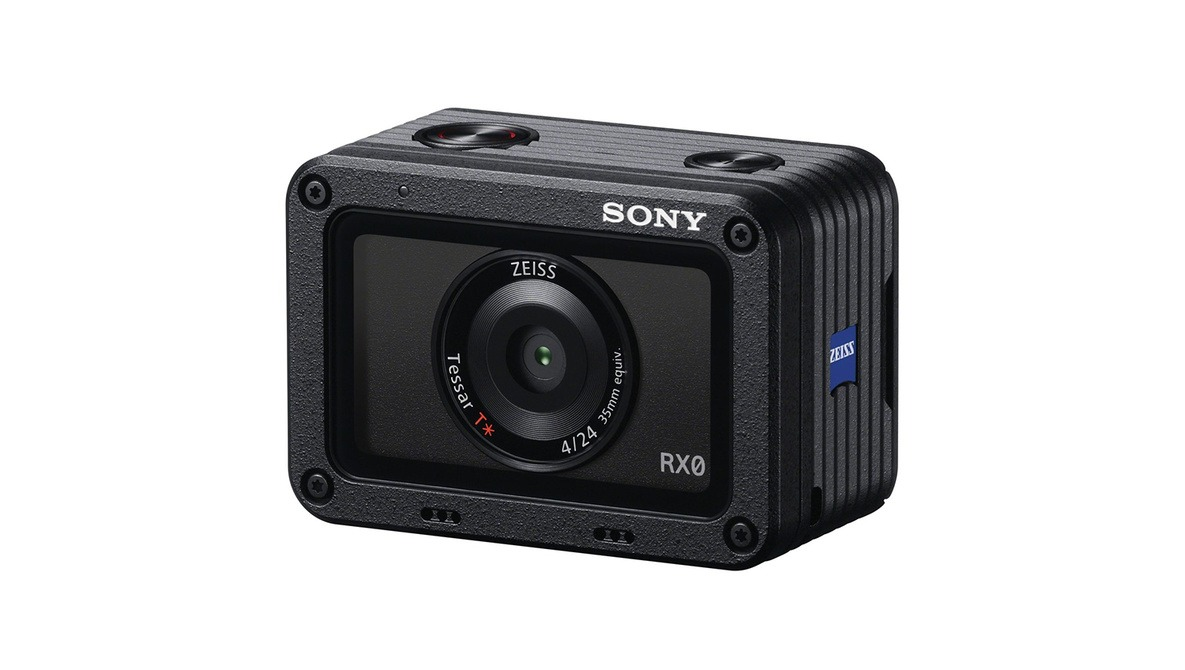 The Sony RX0 - The Action Camera That's More Than Meets The Eye