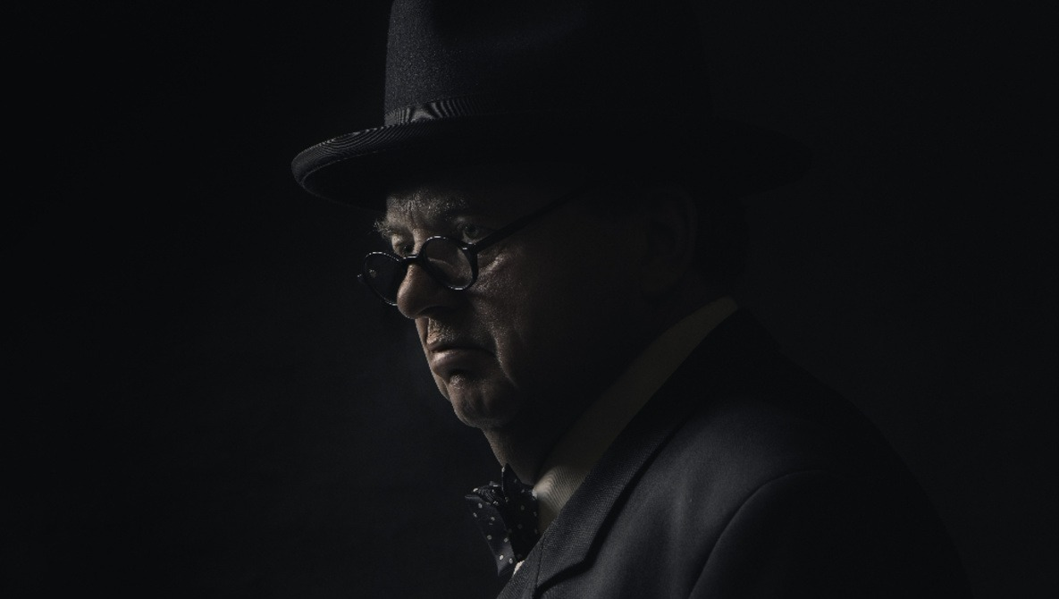 Felix Rios Photographs Winston Churchill and Other Reenactors for Photo Series