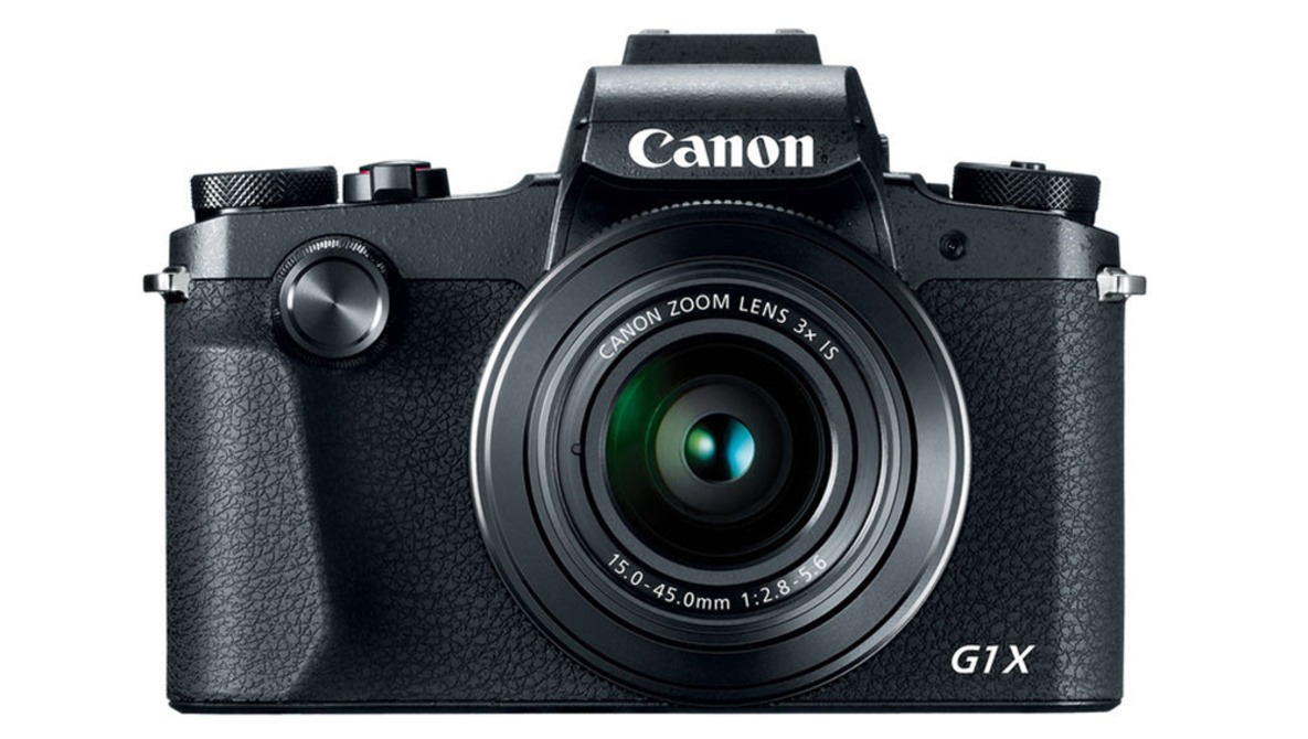 Canon Announces PowerShot G1 X Mark III