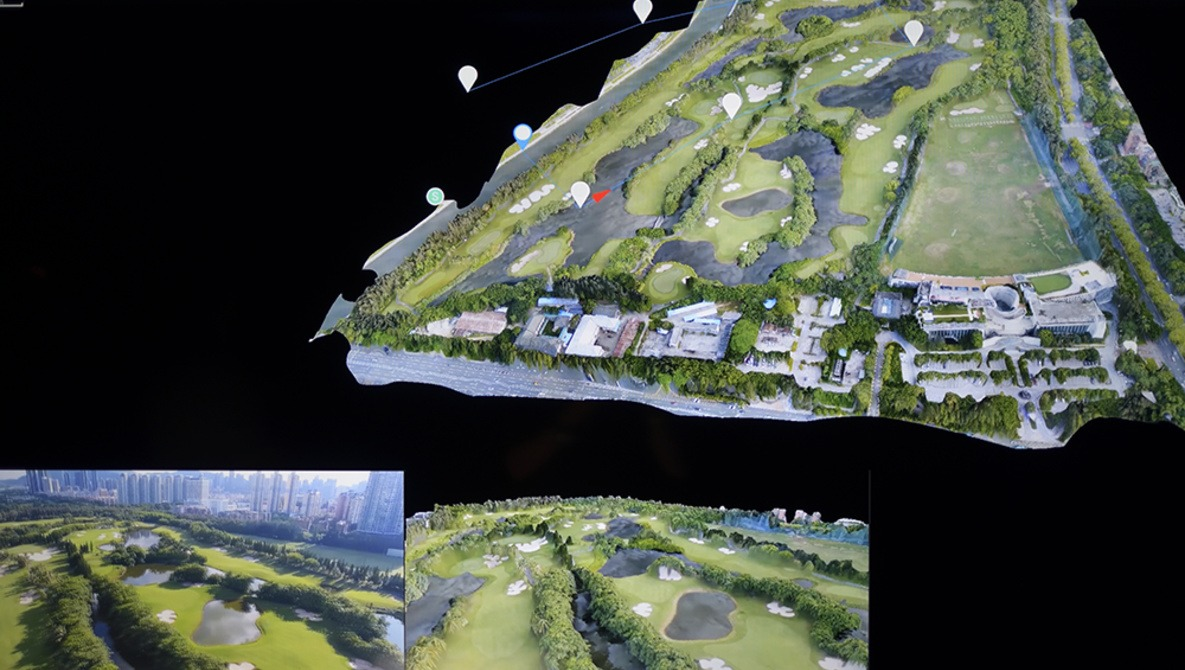 DJI Previews New Project Vertex Software for 3D Mapping in Pre-Production