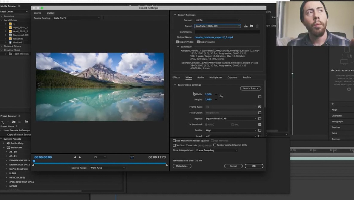 Editing a Time-Lapse With Only Adobe Applications | Fstoppers