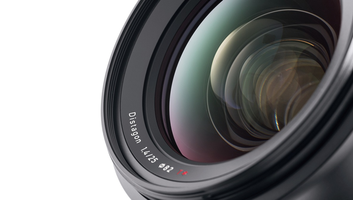 ZEISS Unveils High-Speed DSLR Lens: ZEISS Milvus 1.4/25