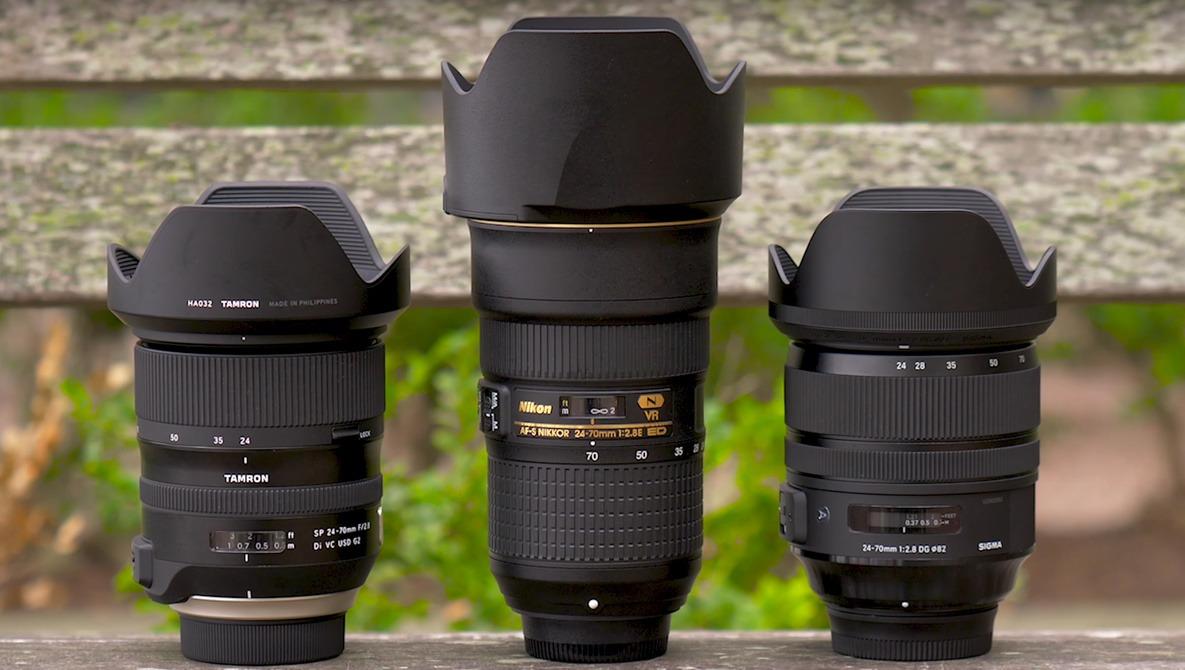 Nikon 24-70mm 2 8 VR vs Sigma Art vs Tamron G2 | Fstoppers