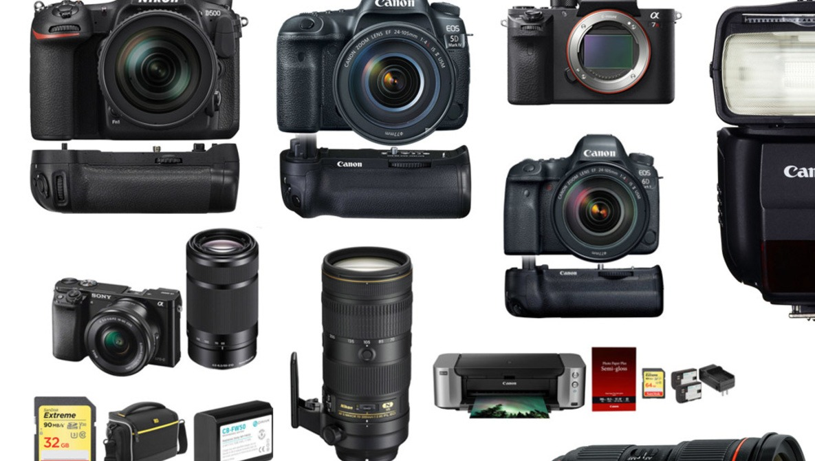 Black Friday Deals Have Arrived on Cameras, Lenses, and Printers at B&H with Savings up to $1,400