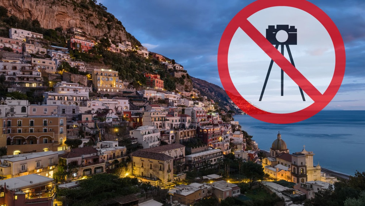 Shooting Professionally in Positano, Italy Will Require a Permit
