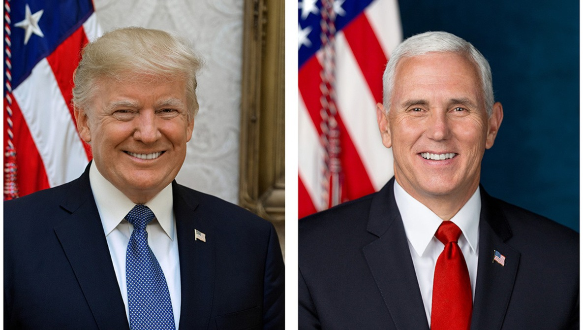 Battle of the Presidential Portraits: Which Photographer Did It Better?