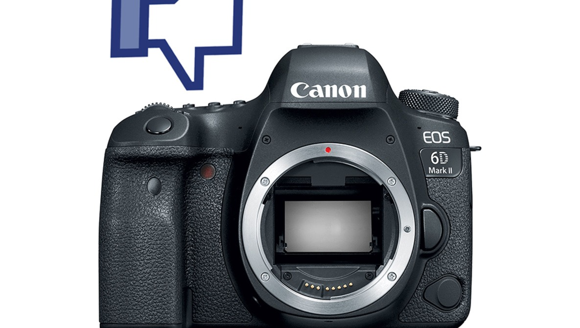 Canon 6D Mark II: The Worst Camera of 2017