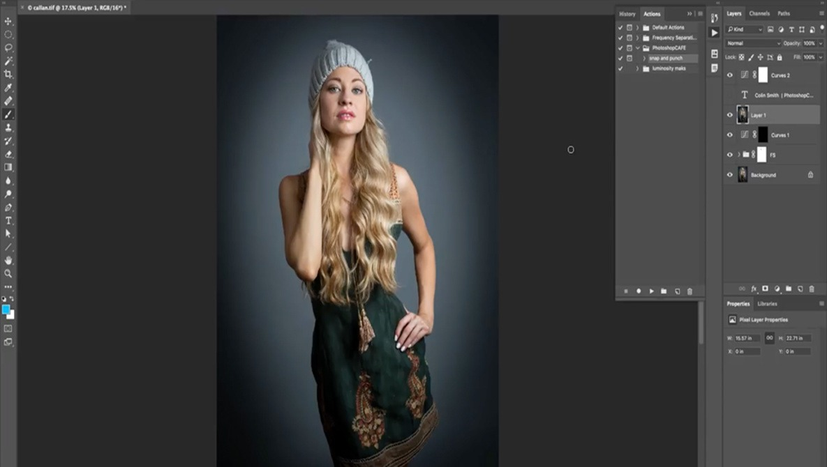 The Best Way to Sharpen Images in Photoshop   Fstoppers