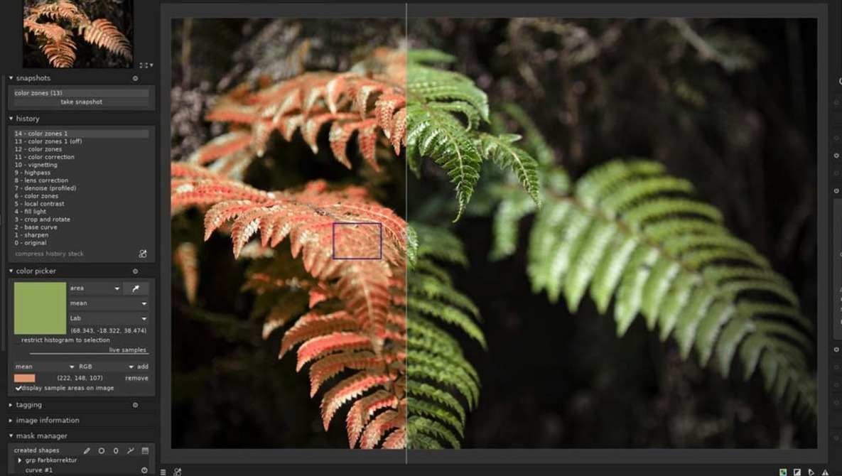 Free Lightroom Alternative darktable Announces Latest Update