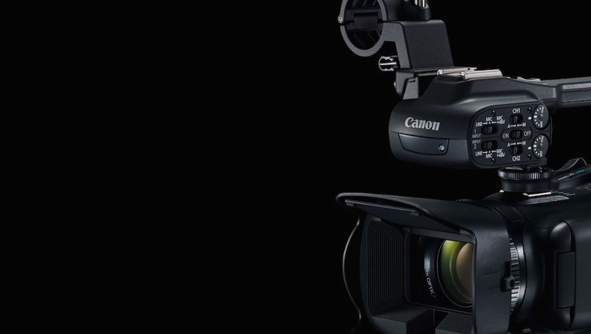 Canon Announces Pro-Level Video Camcorder Trio Without 4K