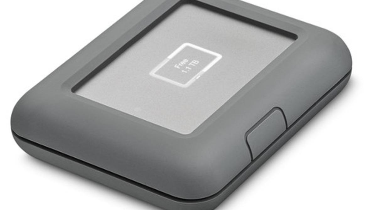 LaCie Announces the 2 TB DJI CoPilot Hard Drive