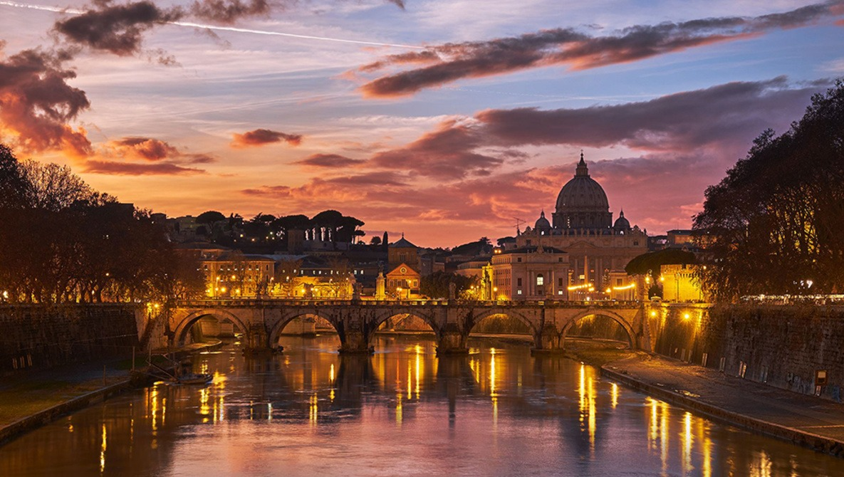 Canon Italy Posts Landscape Composite Without Credit, Stolen Elements, and Taken on a Fujifilm