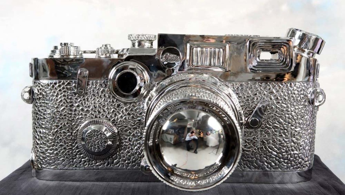 Rare 'Fake Leica' Emerges on eBay, Listed for $100,000