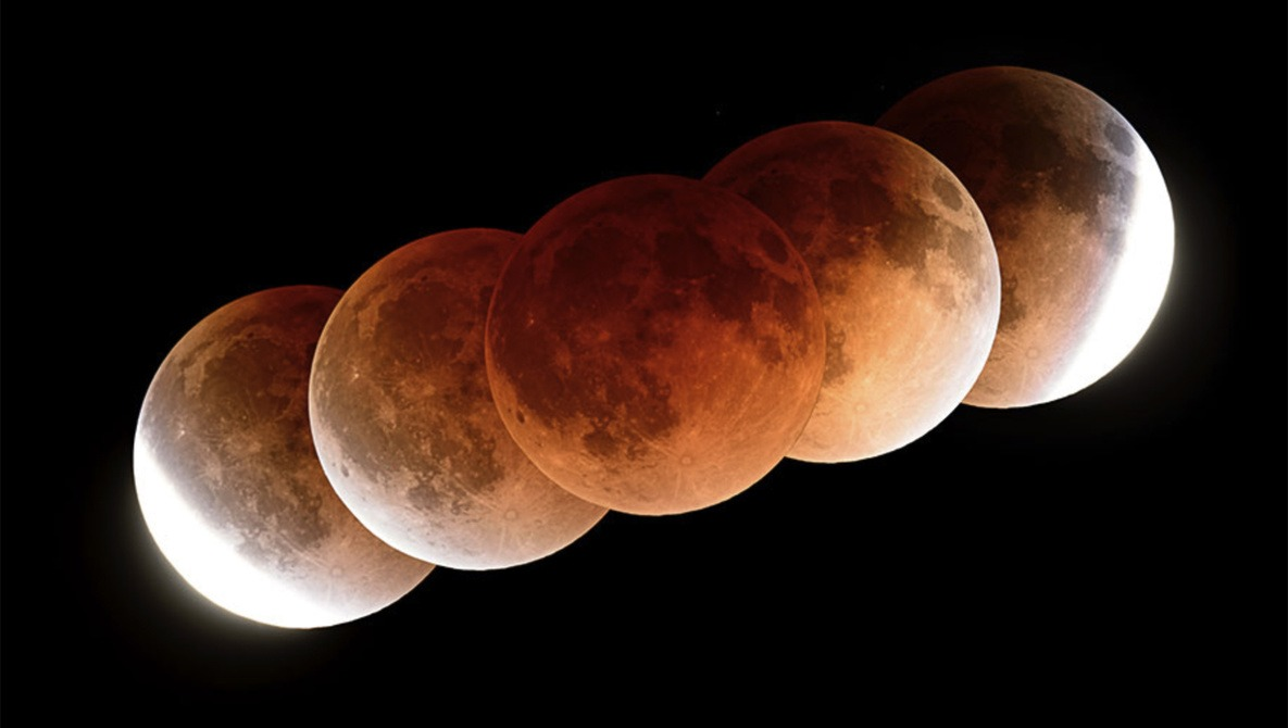 Five Tips for Photographing January's Lunar Eclipse