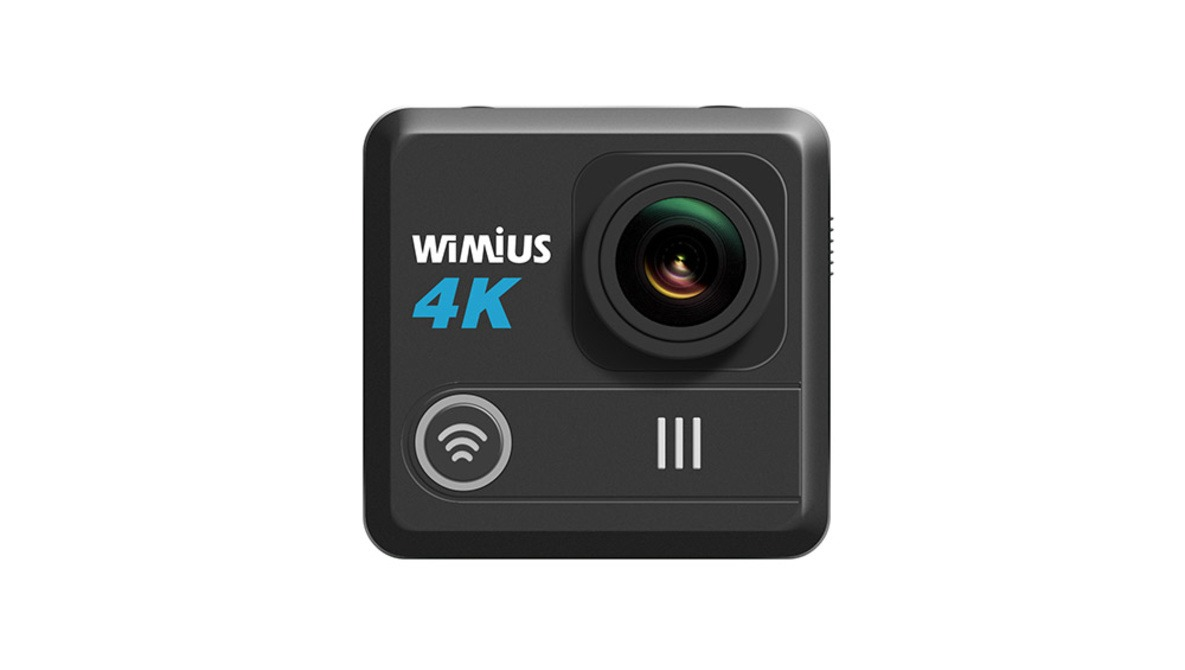 Fstoppers Reviews the WiMiUS L1 4K Action Camera