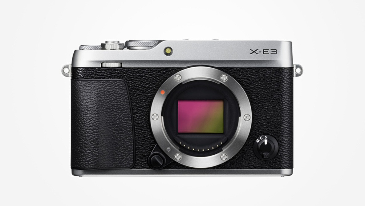 Fstoppers Reviews the Fujifilm X-E3