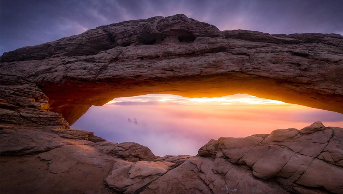 Landscape Photographer Reveals Secret to Success
