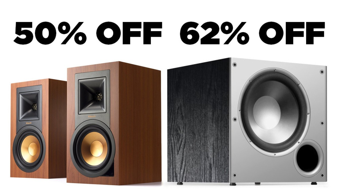 Update Your Computer's Audio With This Amazing Speaker Deal