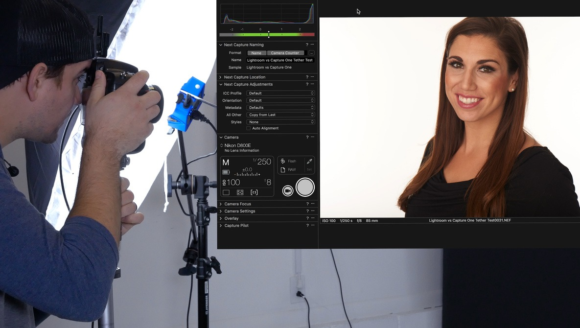 What's Better for Tethering: Capture One Pro or Adobe