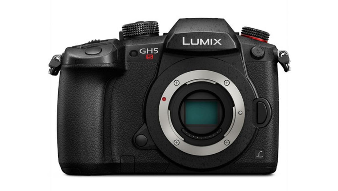 Panasonic Announces the Lumix GH5S
