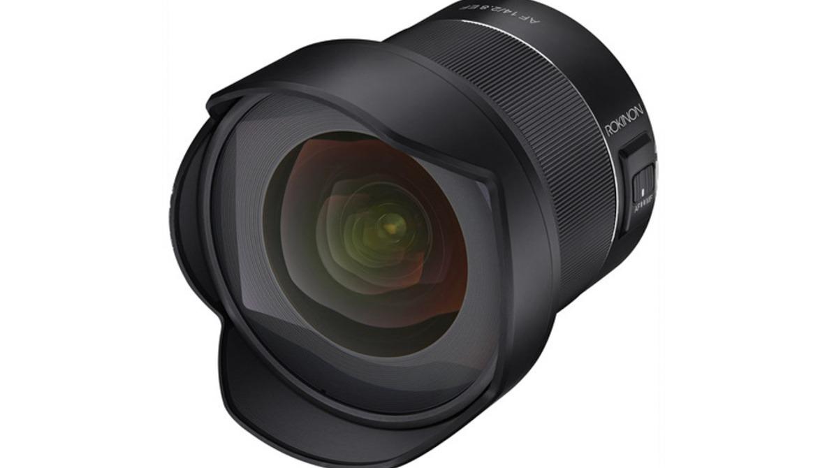 Rokinon's New 14mm f/2.8 Lens Now Has Autofocus