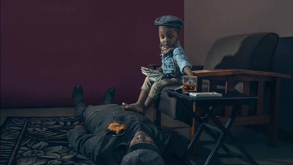 'Trans Atlantic': An Interpretive Photography Series on Slavery and Color