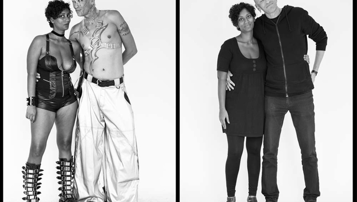 Photo Series Compares Contrast Between Everyday Clothes and BDSM Outfits