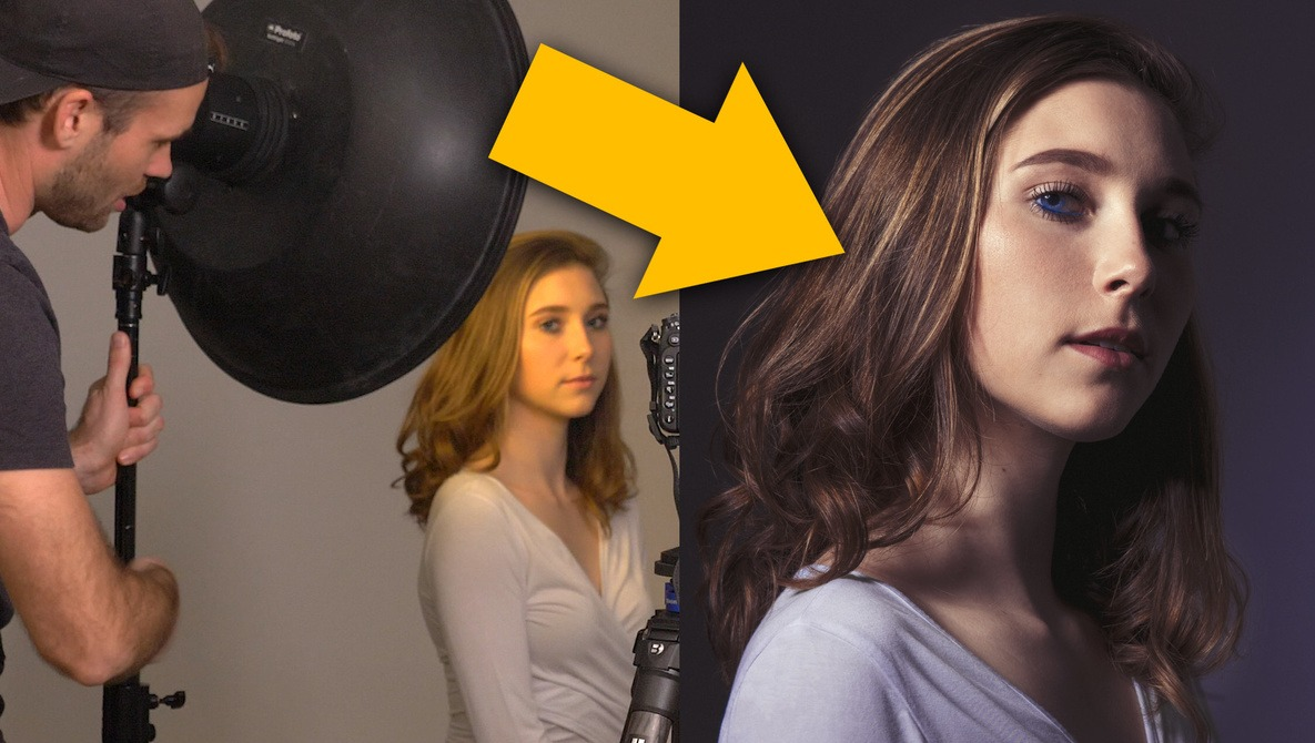 Try Lighting Your Subject From Your 'Weak Side'