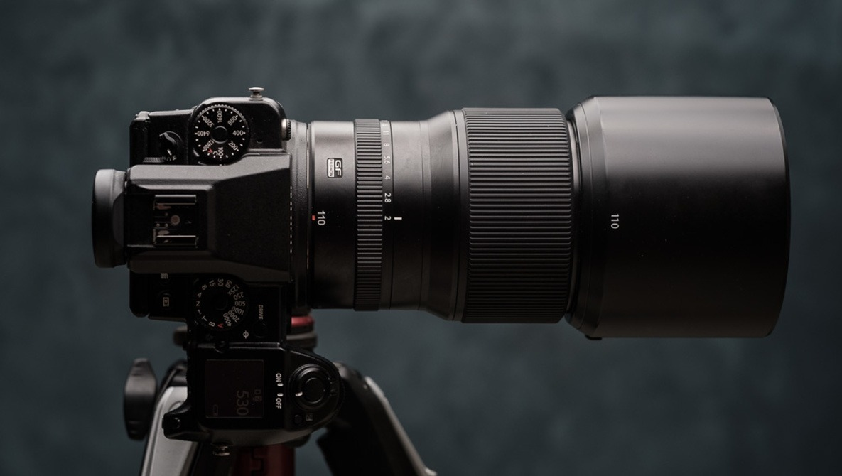 Fstoppers Reviews the Fujifilm GF 110mm f/2 R