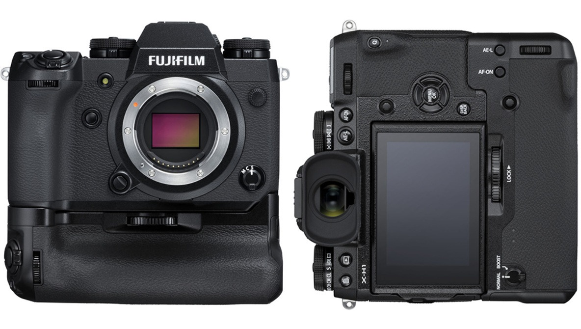 Fujifilm X-H1: A Disappointing Release
