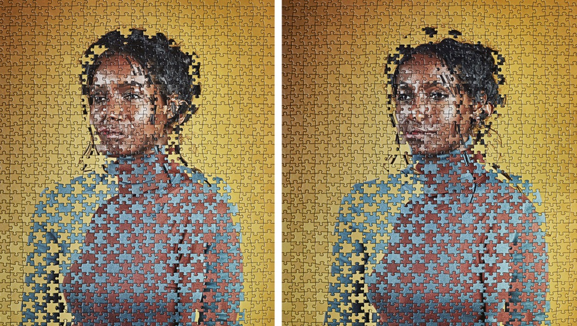 From Portraits to Puzzles: A Study on Identical Twins